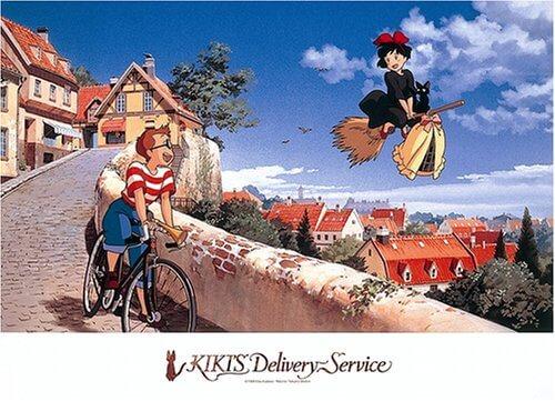 Ross Bakery ~ 魔女の宅急便のパン屋さん