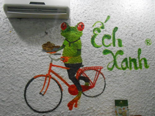 ローカルの人に大人気!ベトナム、ホーチミンにあるカエル料理専門店