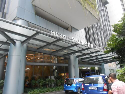 コスパ最高!クアラルンプールで激安のいいホステルに泊まるならサマースイーツ ベルン