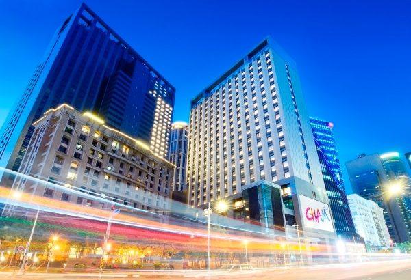 ホテルチャムチャム台北に泊まってきました!2017年に建てられた新しいホテルは超キレイだった!