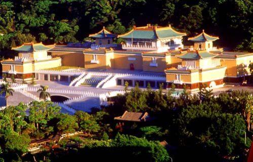 世界4大博物館!台北の國立故宮博物院へ行ってきた!中華文明のコレクション点数は世界最大!!